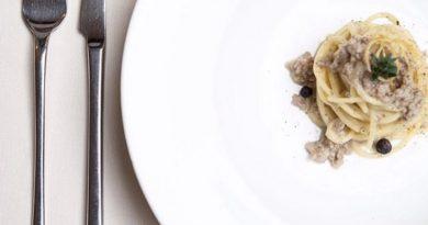 Ricette d'autore – Spaghetti al ragù bianco di agnello