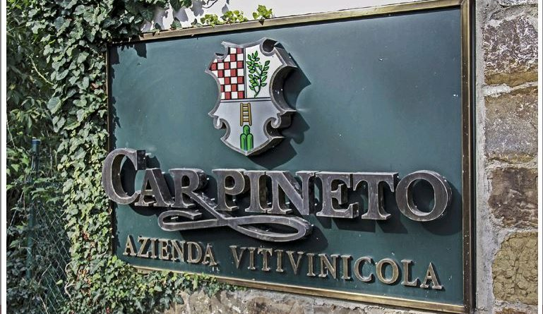 Carpineto: una storia di successi e di vini d'annata
