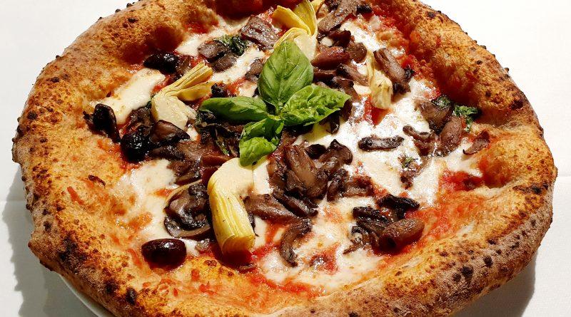 Pizza vegana 100% Picciosa